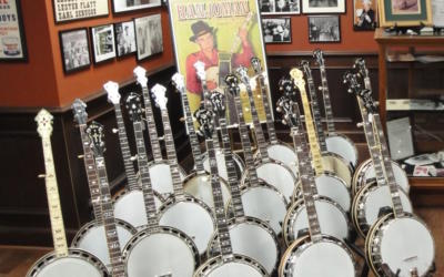 Jim Mills Pre War Gibson Banjo Seminar 2017