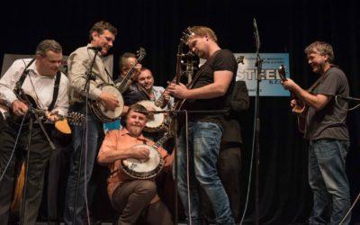 23. Bluegrassová dílna vMalých Svatoňovicích (reportáž)