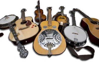 Bluegrass od kořenů ksoučasnosti – 1.díl (aktualizováno)