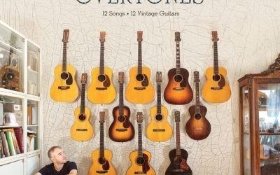 "Podpořte vznik CD ""Overtones — 12 skladeb • 12 historických kytar"""