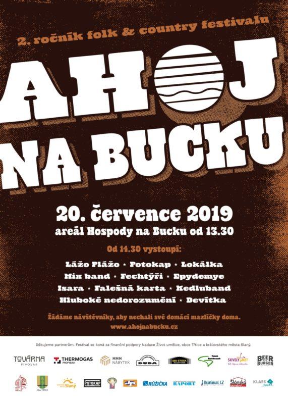 Ahoj na Bucku - 20.07.2019