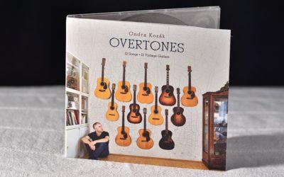 Overtones – 12 skladeb • 12 historických kytar