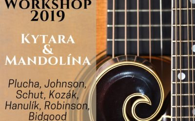 25. díl ATAmusic podcastu: Banjo Jamboree Workshop 2019 – kytara & mandolína