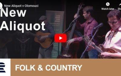New Aliquot živě vČRo Olomouc