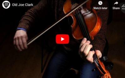 Fiddle tunes pro housle, kytaru amandolínu