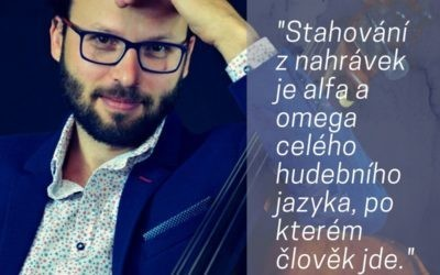 34.díl ATAmusic podcastu: Rozhovor sTomášem Liškou