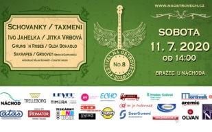 Festival Na Ostrovech – 11.7.2020 Bražec uNáchoda