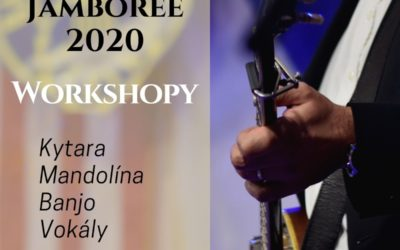 35. díl ATAmusic podcastu: Banjo Jamboree 2020 – workshopy