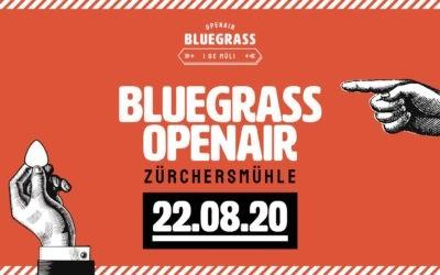 Reportáž z2. Bluegrass Openair Zürchersmühle, Urnäsch, Švýcarsko, 22.srpna 2020
