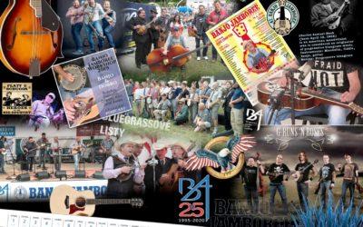 Bluegrassový kalendář 2021