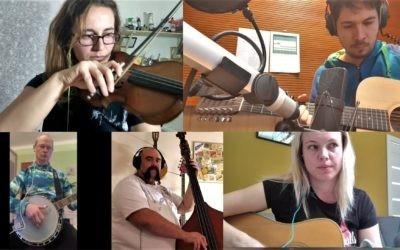 MMV virtuální jam session #2 – Zlatá rybka ~ Tak já jdu dál ~ Karolína