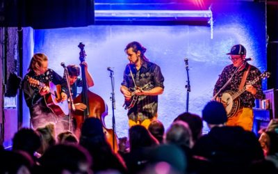 CD: Buffalo Galaxy , Justin Moses, Never Come Down, Carolyn Eyerly