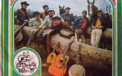 Zvuky pravěku českého bluegrassu