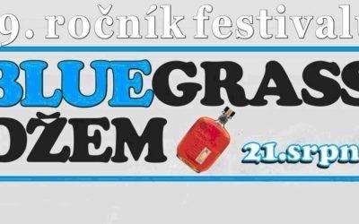 Festival Bluegrass Džem 2021 – Ostrava 21.8.2021