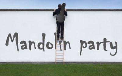 Mandolin party – 31.7.2021 Vyšní Lhoty