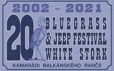 Bluegrass aJeep festival White Stork – reportáž