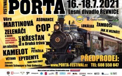 Porta Řevnice 2021 – reportáž